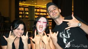 gabi rock 'n roll rsrsrs
